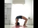 Минутка йоги   Adell Bridges