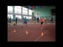 Фестиваль ГТО челночный бег