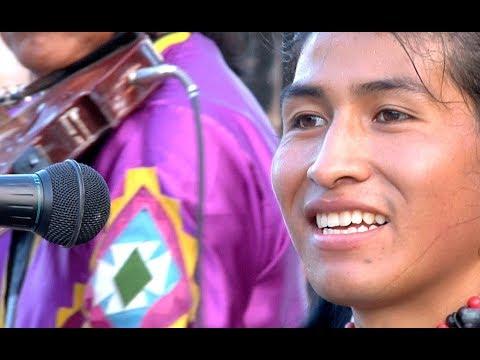 Live music of American Indians. Part 8, Rikchari, Ecuador