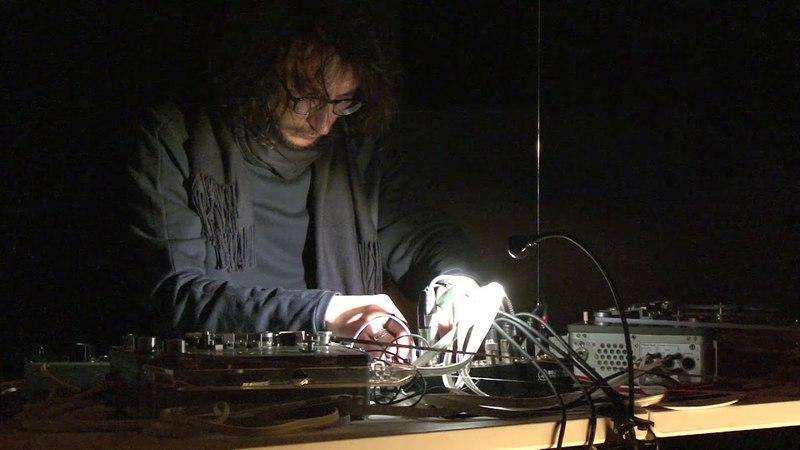 Giovanni Lami Live at FORMA Free Music Impulse8 - San Pietro Al Natisone 06-10-2017