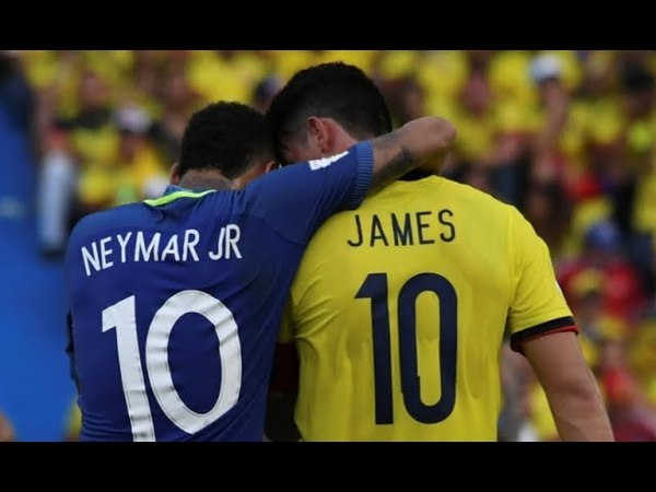 Colombia 1-1 Brasil | Eliminatorias al Mundial 2018