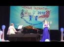 Выступление на концерте победителей конкурса Юные таланты 2018 Подольск