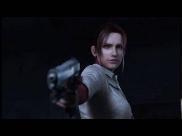 Leon salva a Claire - Resident Evil Degeneration (Español)
