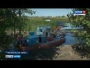Вести-Алтай - Очистка Михайловского озера