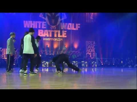 Avalanche VS Predatorz ✘ CREWS 1/2 final ✘ White Wolf Battle 2018