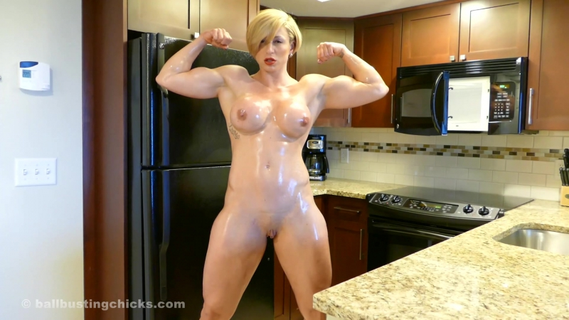 Rapture Squirt it all over me Solo, Muscular Women, Masturbation Encouragement, Nudity, naked, Legs, High