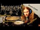 Melechesh - Deluge of Deluginal Dreams drum cover Bobnar Simon