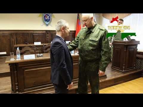 Таджик получил заслуженную награду за спасение людей в Кемерово