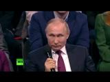 Путин на вопрос «Какое событие вы хотели бы изменить?»: Развал Советского Союза