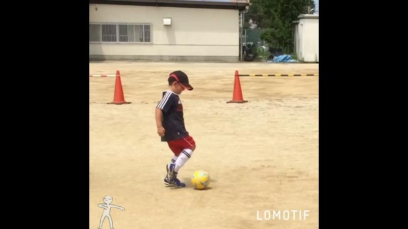 Первый футбол ⚽️