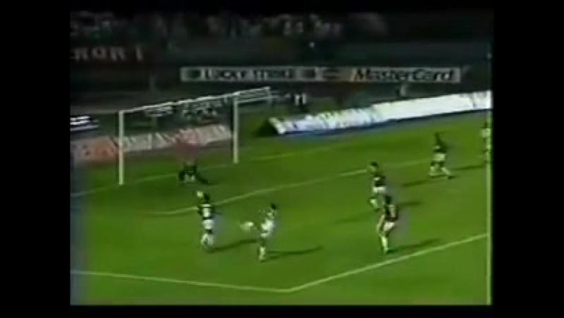 Libertadores 1993 Semifinais São Paulo x Cerro Segment 0