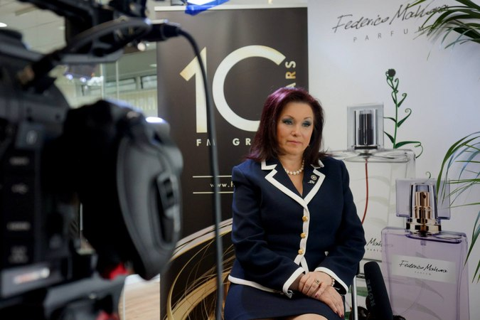 The 1st Jasper Star in the FM GROUP World - Irena Oliver