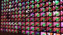 Video/Installation Art from Nam June Paik - Megatron/Matrix and Electronic Superhighway
