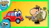 МАШИНКА ВИЛЛИ 7 Детектив 4 серия мультики про машинки для детей НЕСНОСНЫЙ ВИЛЛИ И МАЧУДИК