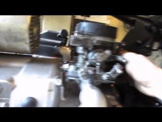 один карбюратор на мотоцикле Днепр 11