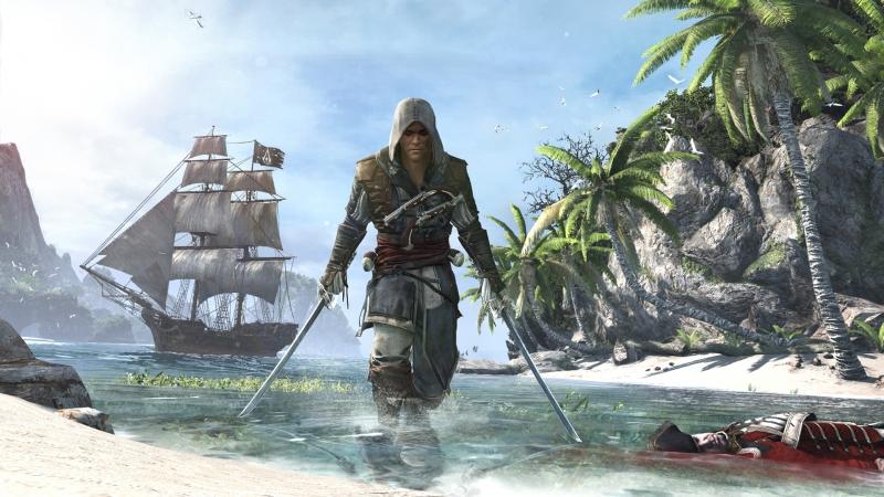 Assassin's Creed 4: Black Flag - Прохождение на русском [ 1] » Freewka.com - Смотреть онлайн в хорощем качестве