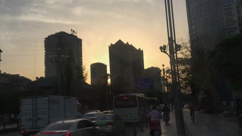 Chengdu 2017 walk