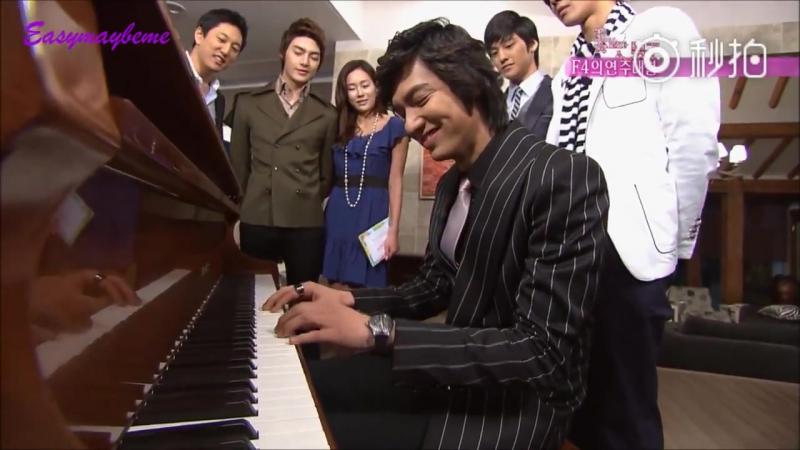 Ли Мин Хо 💖фортепиано 🎹 cr. 须臾LoveJ