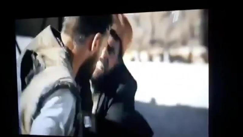Мо къак1оба зэ) - Наш земляк Рустам Ачмиз в фильме Крепость Бадабер