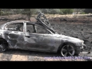 Car Torched @ Wirrimah NSW 06022018