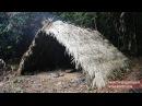 Primitive Technology A frame hut