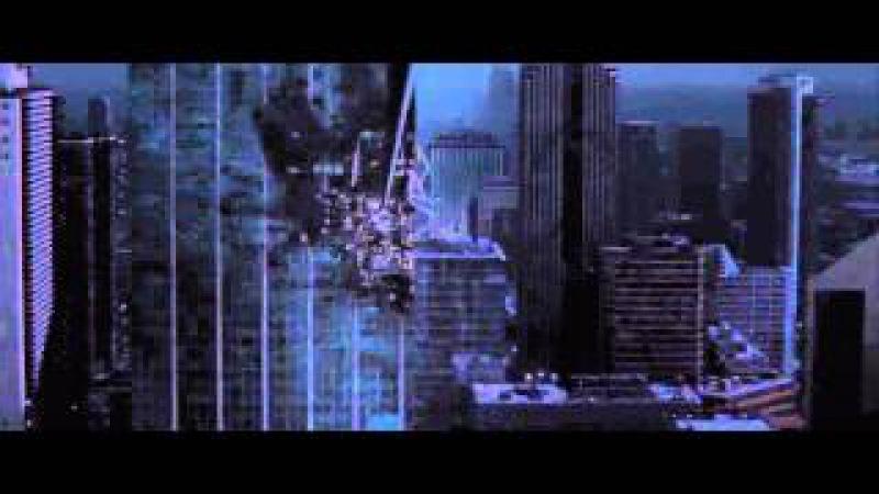 Zip-line scene - Divergent. Dedicated to M83's I need you
