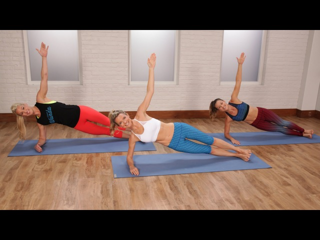 25-Minute Pilates Workout to Tone Your Abs, Butt, and Arms | Class FitSugar