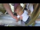 BABIES WAX HAND Garden Show IRELAND Available for fetes,fairs email- wackywaxhands@