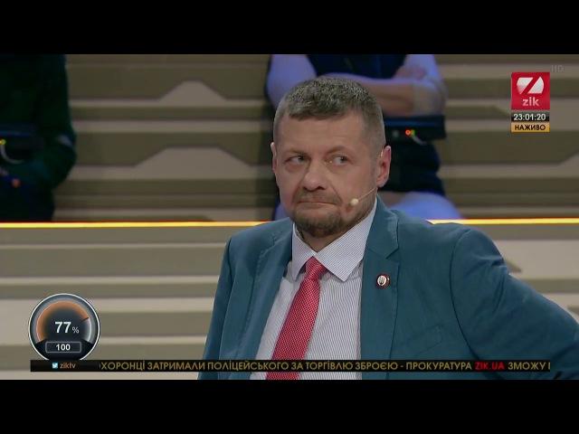 Давид Сакварелідзе порівняв Ляшка та Мосійчука із Жириновським у Росії Сакварелидзе