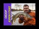 Спиннинг для начинающих: обзор Aspen Stake [Crazy Fish]