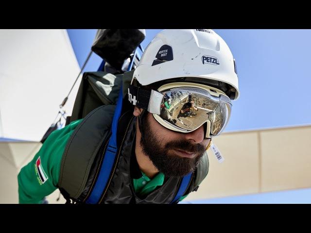 [Ras Al Khaimah Tourism] - Toro Verde World's Longest Zipline Launch   Arabic UHD 4K
