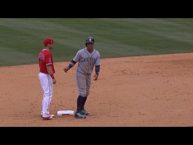 Trout turns two with help of some trickery