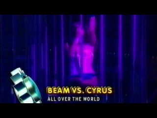 Beam vs. Cyrus - All Over The World (Live @ Club Rotation 2002)