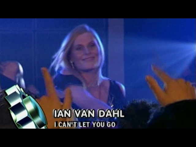 Ian Van Dahl - I Can't Let You Go (Live @ Club Rotation)
