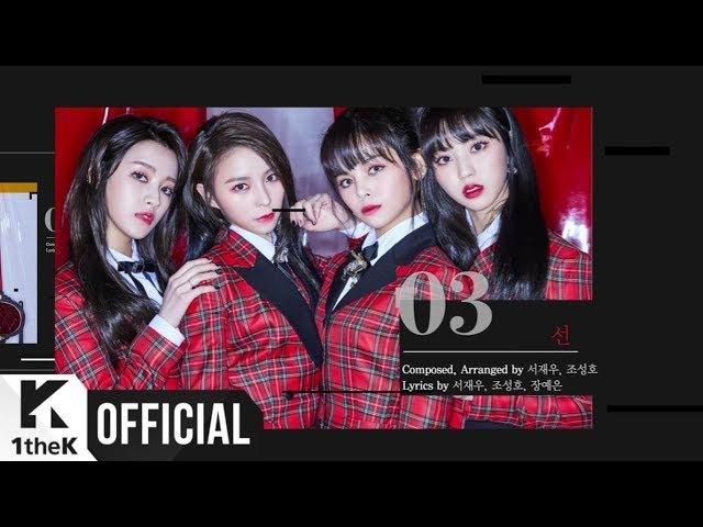 [Teaser] CLC(씨엘씨) _ 7th Mini Album BLACK DRESS Audio Snippet