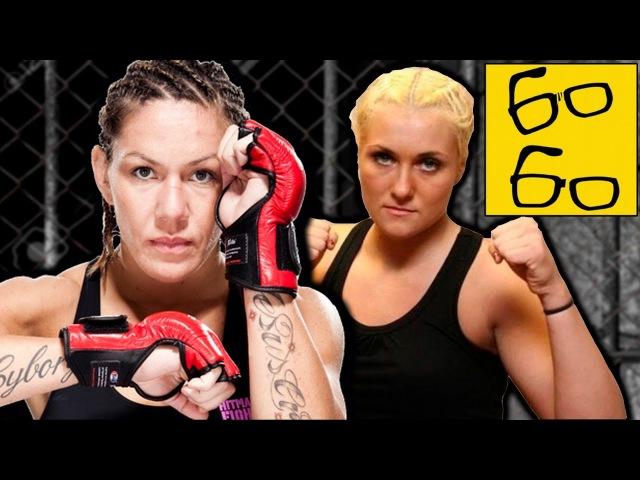Бой Крис Сайборг Жустино Яна Куницкая Есть ли шансы у Яны Прогноз Кучерявого Злодея на UFC 222