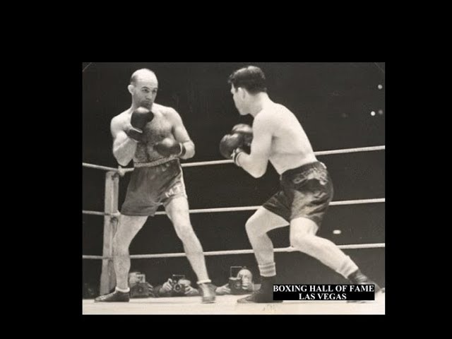 Marcel Thil Beats Lou Brouillard BY DQ This Day January 20, 1937 and Retains the Crown