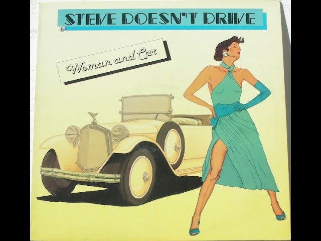 Italo Disco Steve Doens't Drive Woman And Car