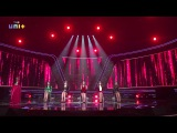 ENG FULL CAM The Unit Girls Yellow Team - Block B JACKPOT