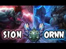 Does Sion Ornn Bot work in Diamond!?!? LETS FIND OUT