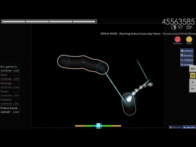 Fedora Goose   Vektor - Tetrastructural Minds [Dissonant Existence] HD,HR 96.39% 2824/2949 469pp