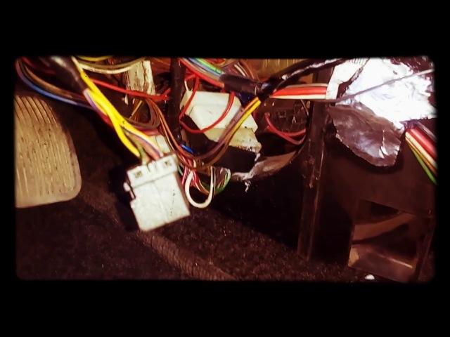 Ваз 2110 Бортовой компьютер выдает ошибку Нет связи с контроллером. Моё решение данной проблемы.