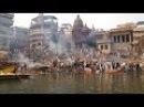 5 Индия 2018 Жесть Сжигание трупов Напала обезьяна Варанаси