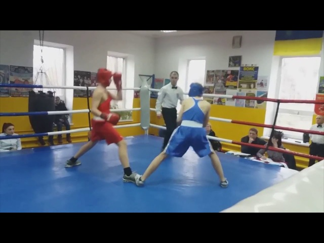 Новини спорту Відкритий чемпіонат міста Миколаєва з боксу серед юнаків
