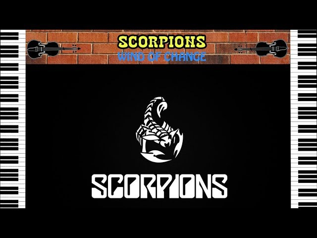 Scorpions - Wind of change | Piano and violin cover