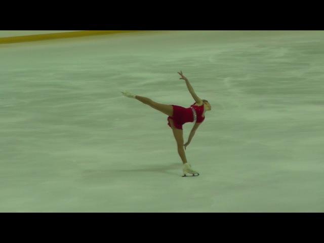 Cup of Tyrol 2017 - Diana Nikitina FS