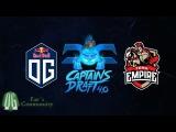 OG vs Empire - Game 2 - Captains Draft 4.0 - Quarter Final