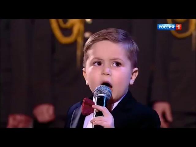 Арслан Сибгатуллин и Ансамбль Росгвардии РФ Я люблю тебя жизнь