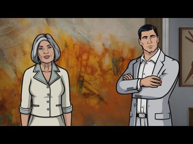 Арчер / Archer / сезон 7 / 9-10 (Кубик в кубе Бяко Рекордс)