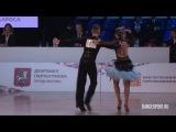 Колесников Олег - Заверткина Татьяна, Final Samba